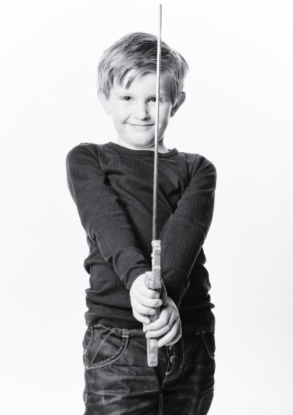 Tålmodig børnefotograf København