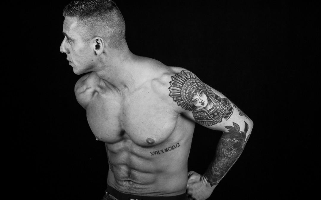 Smukke muskler