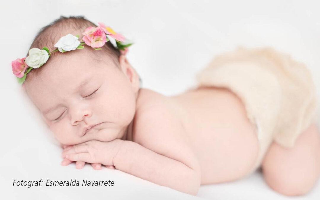 Fotografering af baby / Newborn